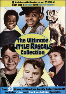 Ultimate Little Rascals Collection 844503002433 (DVD Used Very Good)
