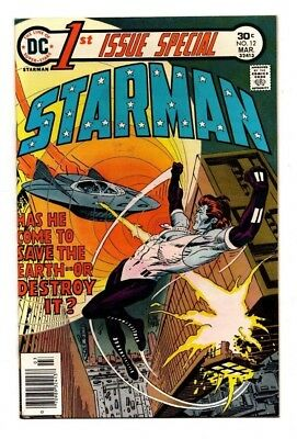 DC 1st Issue Special  STARMAN #12 - (1976) - FREE SHIPPING