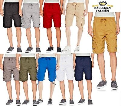 performance sportswear new appearance cheaper sale MEN BIG AND Tall Southpole Fine Twill Jogger W/Cargo Shorts ...