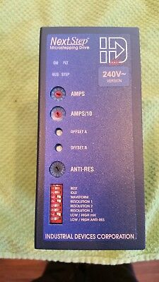 Industrial Devices Corporation - Next Step 240 Microstepping Drive  - 240