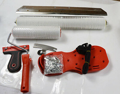 Construction Tool Set Cement Self-leveling Kit Epoxy Floor Paint Roller Blade
