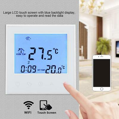 WIFI Smart Termostato Cronotermostato Digitale Programmabile LCD Touch Screen
