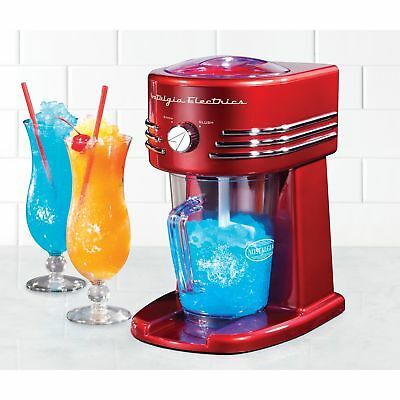 Frozen Drink Maker Slush Slushie Machine Ice Slurpee Mix Shaver Beverage Mixer