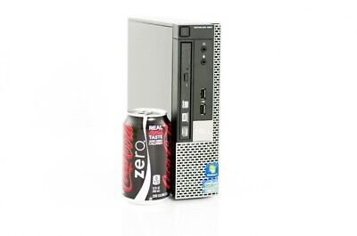 Dell Optiplex 9020 USFF i5-4570s Quad Core 2.9GHz Win 10 Pro