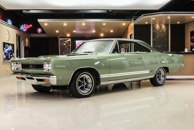 1968 Plymouth GTX  Rotisserie Restored GTX! # Matching, 440ci V8, 727 Automatic, PS, Build Sheet!