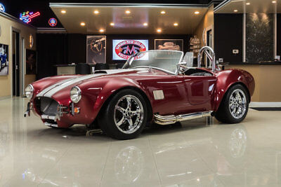 1965 Shelby Cobra Factory Five Factory Five Cobra! Ford 302ci V8, Tremec 5-Speed Manual, Disc, Posi, Low Miles!