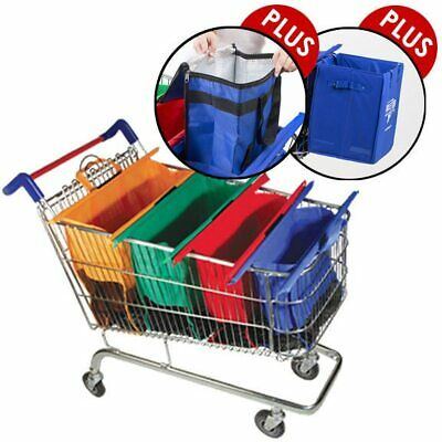 NEW Ultimate Set of 4 Shopping Trolley Bags Vibe PLUS Cooler Bag PLUS Xtra Bag