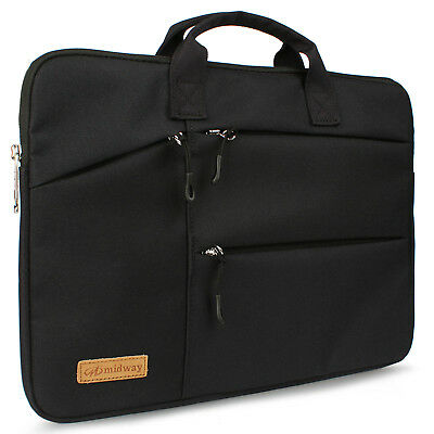 """Laptop Case Bag Soft Cover Sleeve Pouch For 2018 NEW 13'' 13.3"""" Macbook Pro Air"""