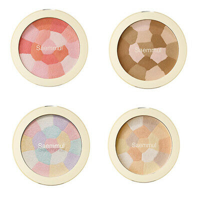 [THE SAEM] Saemmul Luminous Multi-Shading / Blusher / Highlighter 8g