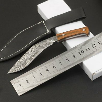 Portable Folding Knife Stainless Steel Blade Outdoor Rescue Survival Tool 2T