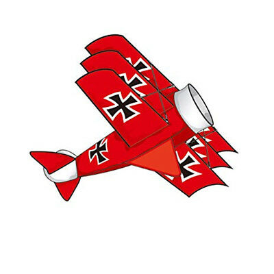 3D Supersize Red Baron Kite