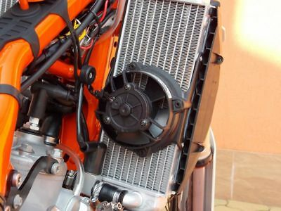 Ktm Husqvarna Tpi Model 2018/19 - 2 Stroke Original Set Fan Ventilator Cooler