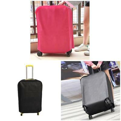 1Pc Waterproof Protective Travel Luggage Suitcase Dustproof Cover Protector Case
