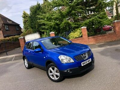 Nissan Qashqai 1.6 Acenta - Drives Superb - Low Mileage - Serviced!