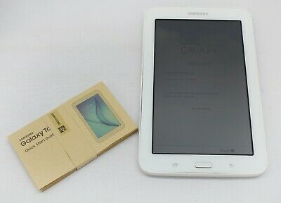 "Samsung Galaxy Tab E Lite 7"" 8 GB Wi-Fi Android Tablet in White #SMT113NDWAXA"
