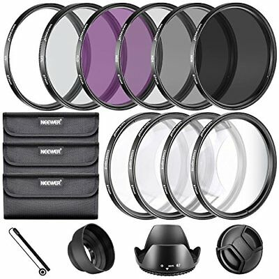 NEEWER lens filter 67MM Accessory set macro close-up kit JAPAN