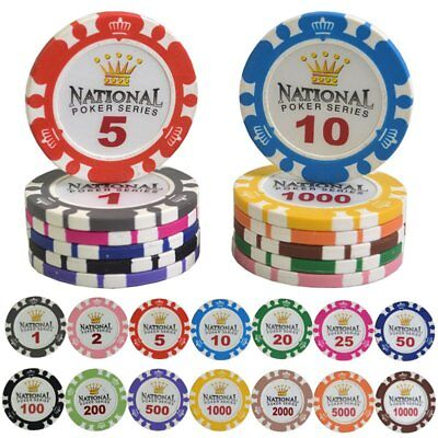 Clay Foil Matte Digital Chip Film Chips Texas Coins Baccarat Playing Chip L25XB