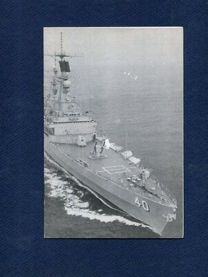 CGN 40 USS MISSISSIPPI WELCOME ABOARD Booklet US Navy Ship Squadron Pamphlet