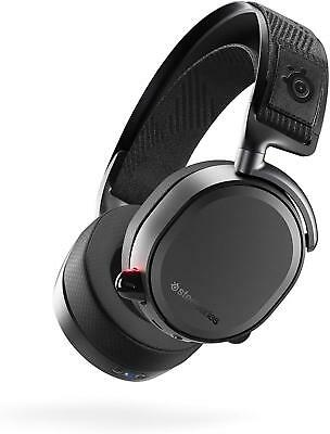 SteelSeries Arctis Pro Wireless Gaming Headset - Lossless High Fidelity Wireless