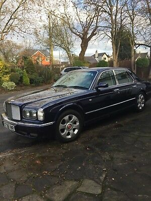 Bentley Arnage Red Label 6.7 very low miles P/X considered