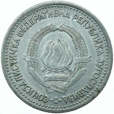 Communist Yugoslavia  / 1 Dinara  / Choose Your Date! 1965-1990 / One Coin/Buy!