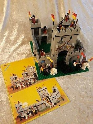 lego ritterburg king 39 s castle 6080 aus dem jahr 1984 mit. Black Bedroom Furniture Sets. Home Design Ideas