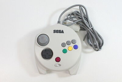 SEGA Saturn Official White 3D Controller Multi Pad SS Japan Import US Seller A