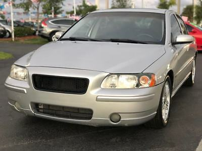 2006 Volvo S60  2006 Volvo S60 2.5T 4dr 2.5L I5 Turbocharger Clean Title Loaded FLORIDA OWNED