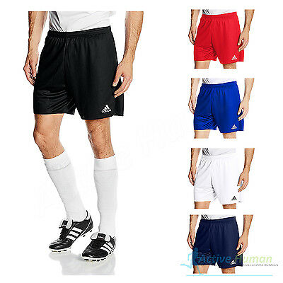 Adidas Mens Shorts Parma 16 Football Inner Lining Training Gym Exercise Running