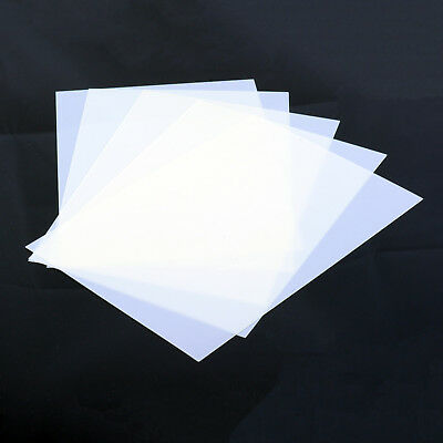 MYLAR Blank Stencil Sheets 190 Micron Laser Safe Reusable Plastic Craft Stencil