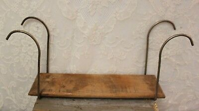 Antique Wooden Barber Chair Child Booster Seat 49 99 Picclick