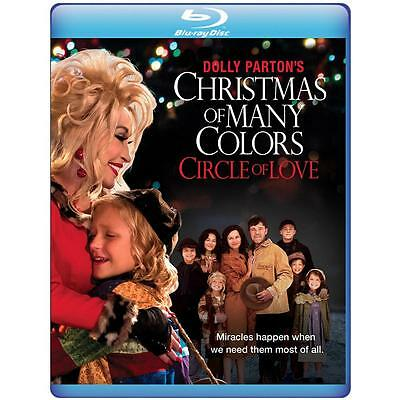Dolly Parton's Christmas of Many Colors: Circle of Love Blu Ray