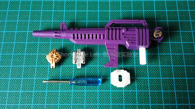 Robot Hero CD02 MP Green Starscream Weapon upgrade kit,In stock!
