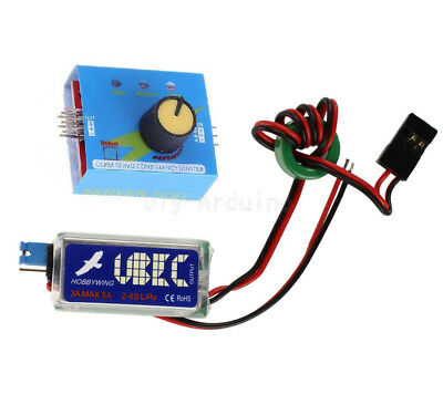 Hobbywing 3A UBEC w/ RF Noise Reduction RC Output BEC Switch Mode for Lipo NEW