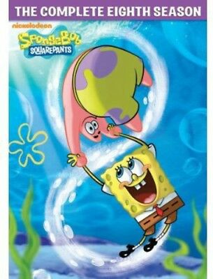 Spongebob Squarepants: The Complete 8th Season [4 Discs] (DVD Used Very Good)