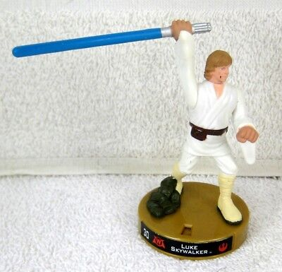 Star Wars LUKE SKYWALKER Mini Figure ATTACKTIX SVT #3