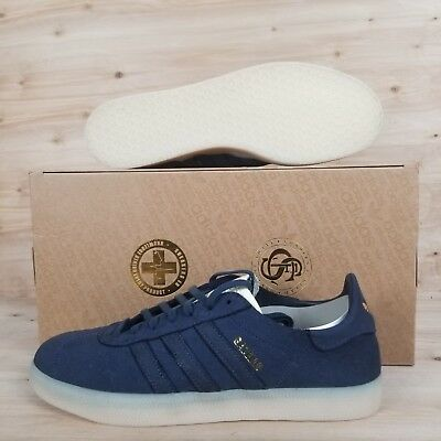 ADIDAS ORIGINALS GAZELLE Crafted Limited Edition Trainers Men's Sz: 9,12