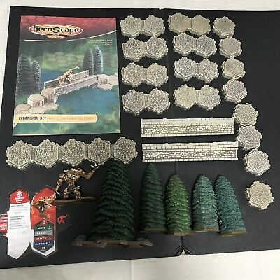 Heroscape Road to The Forgotten Forest Expansion Set