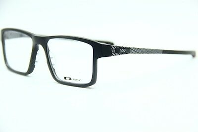 51e99dbc3e9 NEW OAKLEY CHAMFER Eyeglasses Satin Pavement   Grey 53mm OX8039-0353 ...