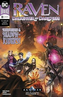 Raven Daughter Of Darkness #10 (Of 12) Dc Comics Near Mint 11/28/18