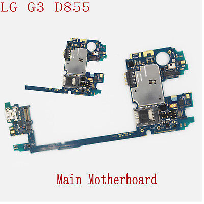 Main Motherboard Replacement for LG G3 D855 16GB 32GB Unlocked
