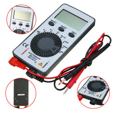 Portable AN101 Pocket LCD Digital Multimeter Backlight AC/DC Automatic Meter