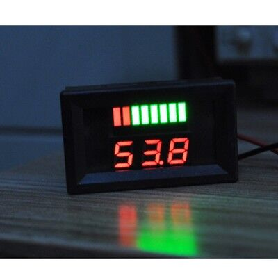 NEW Car Motorcycles Smart Fast Lead-acid Battery Charger HD LED double Display