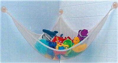 Prince Toy Soft Teddy Hammock Mesh Baby Childs Bedroom Tidy Storage Nursery Net