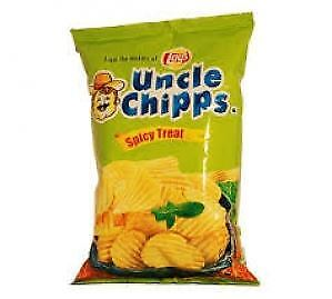 Uncle Chips Masala/Salted (PACK OF 24)