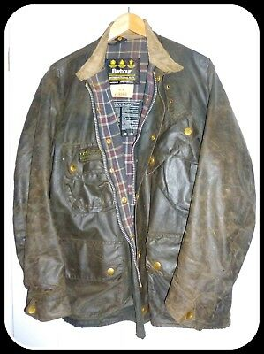 Barbour International 46 - True Vintage - The Real Deal