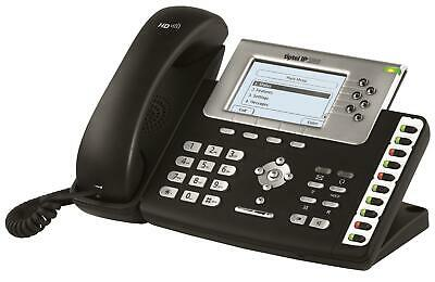 Tiptel Ip 286 Ip Phone (Fritzbox, Yeastar Mypbx Soho, Asterisk Compatible)