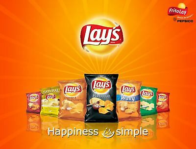 (PACK OF 32) LAYS Salted/Tomato/Masala Munch/Chilli Lemon- All Flavours