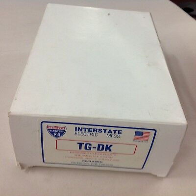 Interstate Electric Tg-Dk de Marque PLASTIQUE Transparent Thermostat Garde