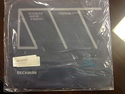The Beckman Plus Science Support Solutions Mousepad